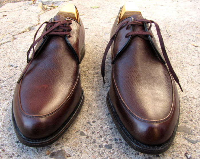 8. Convincing people that West Virginians wear shoes.
