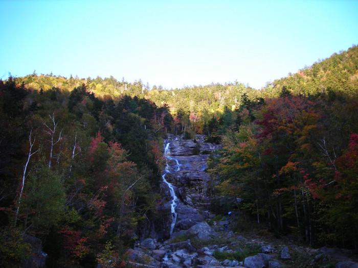 2. Silver Cascade Falls, Hart's Location