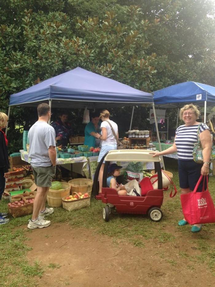 13. Simpsonville - Simpsonville Farmer's Market