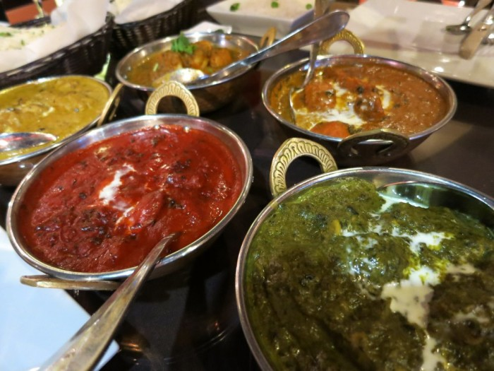 5. Sitara Indian Restaurant – Muncie