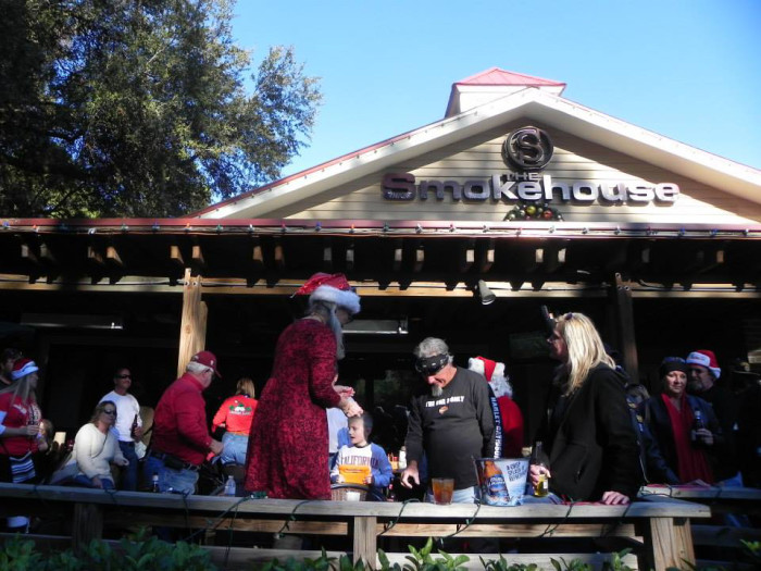 9. The Smokehouse - 34 Palmetto Bay Rd, Hilton Head Island, SC 29928