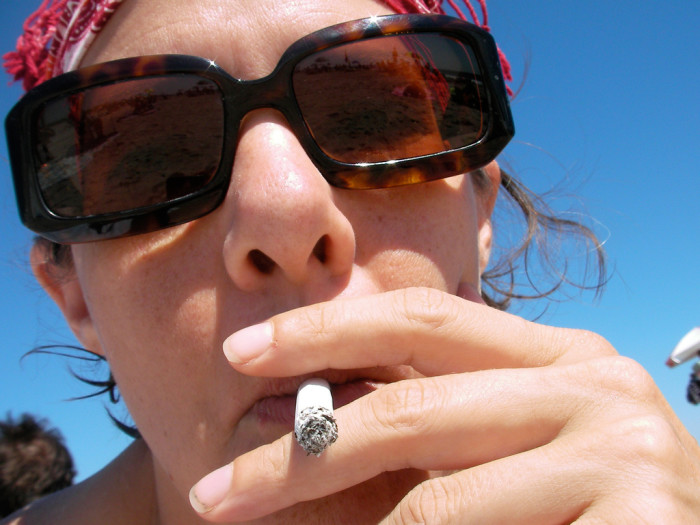 """7. More than 1 out of 5 South Carolinians over the age of 18 admits to being a """"smoker."""" 21.5% to be exact, and that makes the Palmetto State the 8th smokiest place in the country."""
