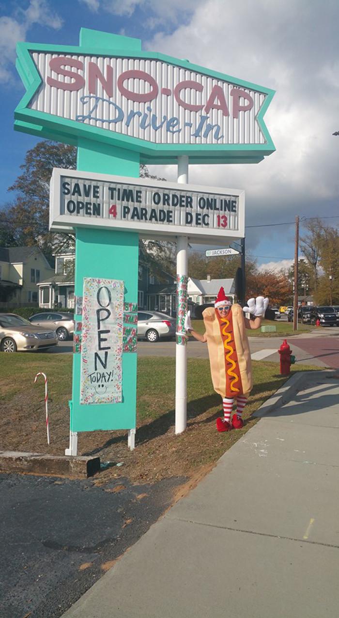 12. Snocap Drive In - North Augusta