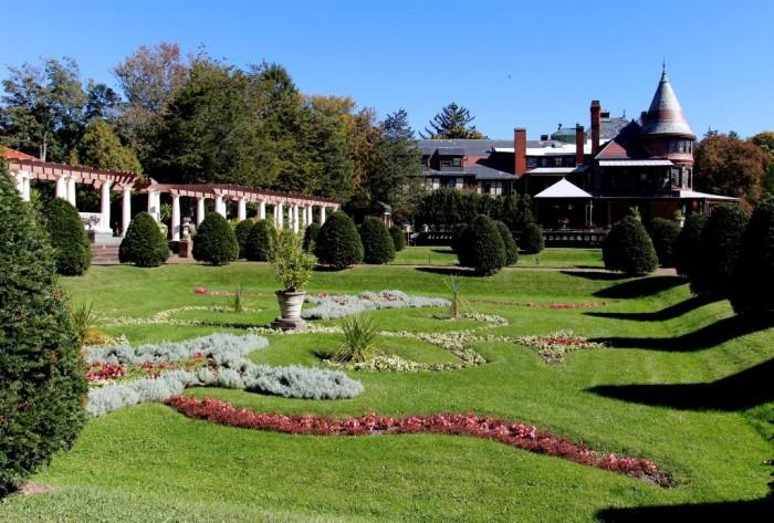 10. Sonnenberg Garden, Canandaigua