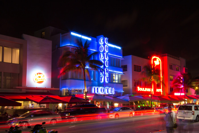 2. Or zip down to Fort Lauderdale. In under an hour, you can be in South Beach for the weekend.