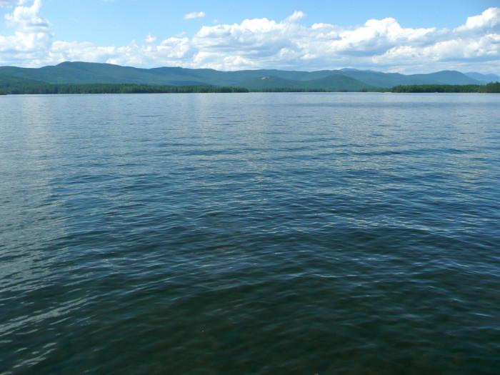 12. Squam Lake