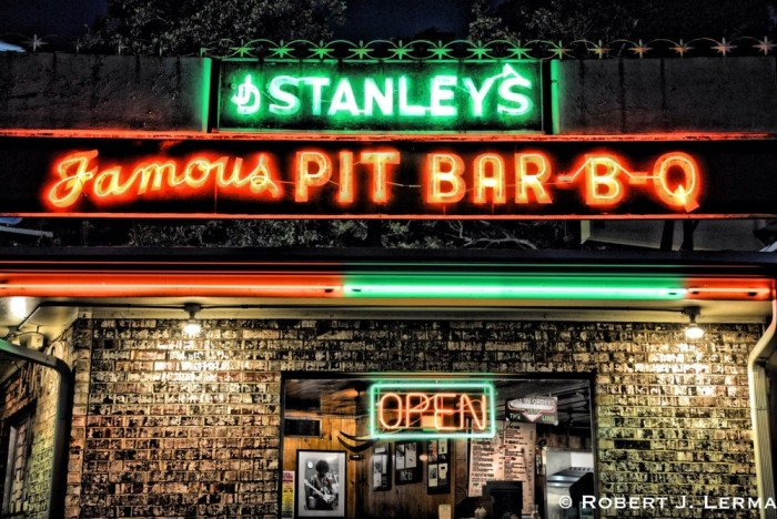 8. Stanley's Famous Pit BBQ (Tyler)
