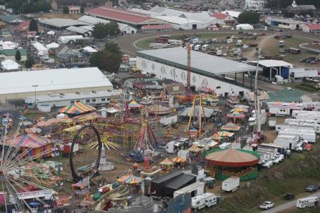 9. West Virginia State Fair