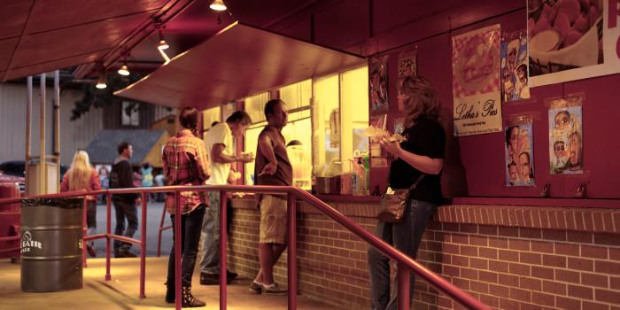 8. Eat at the Arkansas State Fair.