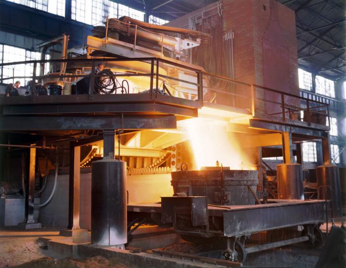 1. Steel Production