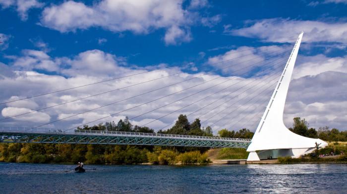 2. Sundial Bridge - Redding