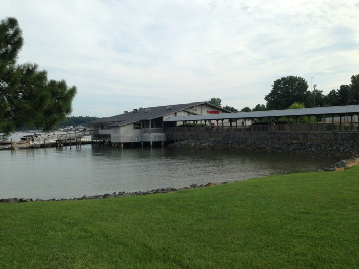 10. T-Bones On The Lake - Lake Wylie, SC