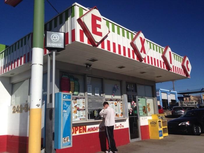 1. Taqueria Mexico, 415 Lomas Boulevard NE, Albuquerque