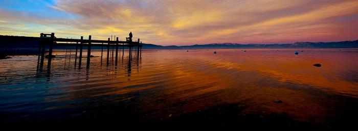 4. Tahoe Sunrise
