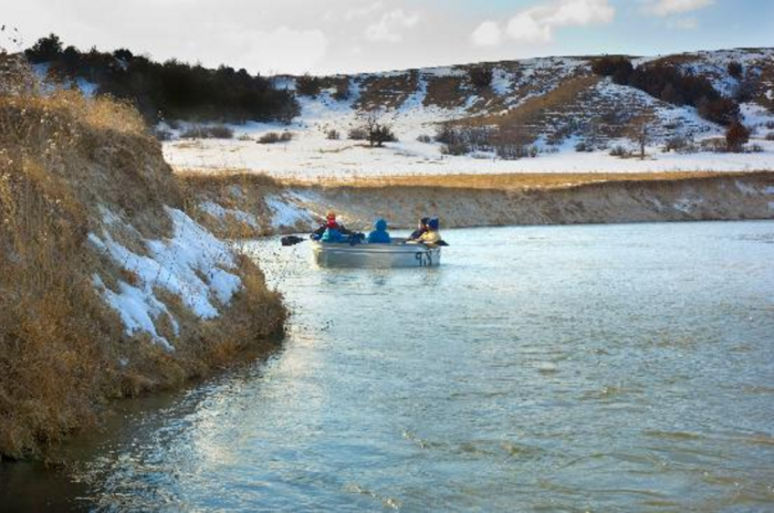 6. Or if that's a bit much, take it easy by tubing or tanking down the Niobrara.