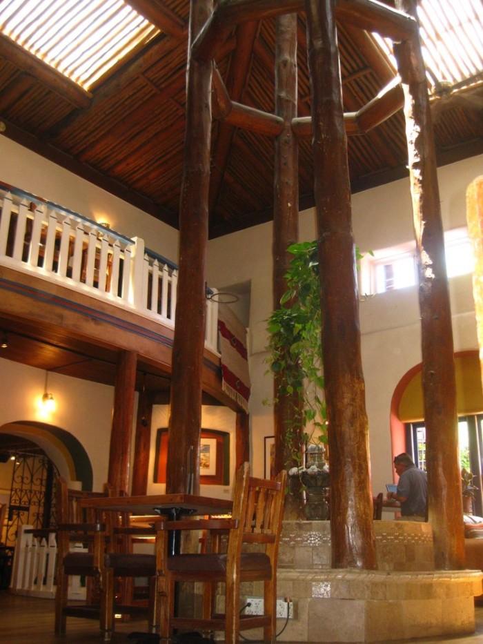 7. Historic Taos Inn, 125 Paseo Del Pueblo Norte, Taos