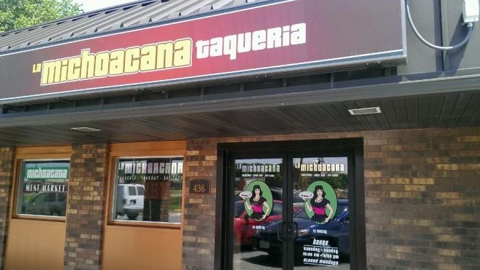 10. La Regia Taqueria, Iowa City