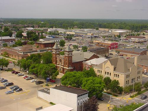 1. Terre Haute