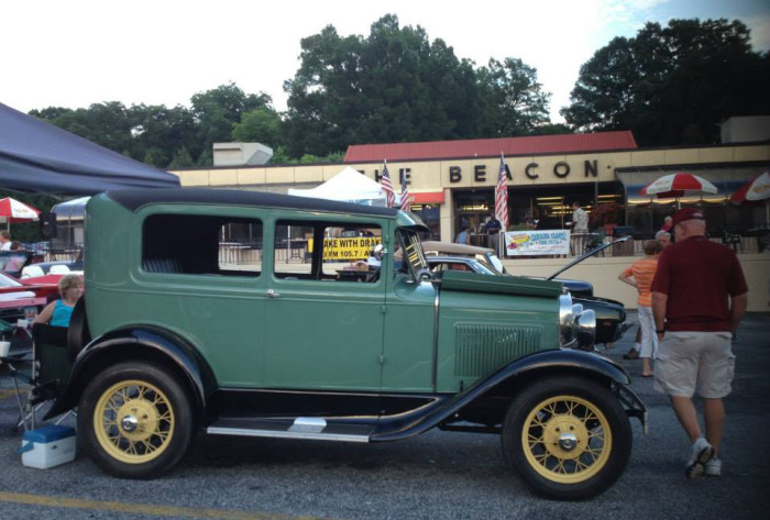 11. The Beacon Drive-In - Spartanburg