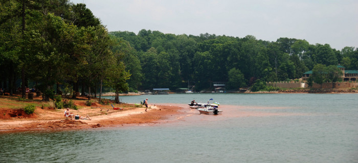 15. SC has lots of gorgeous lakes for loads of fun this summer.