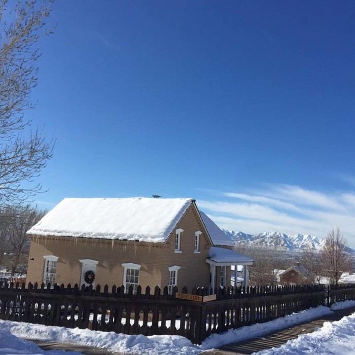 8. This is the Place Heritage Park, Salt Lake City