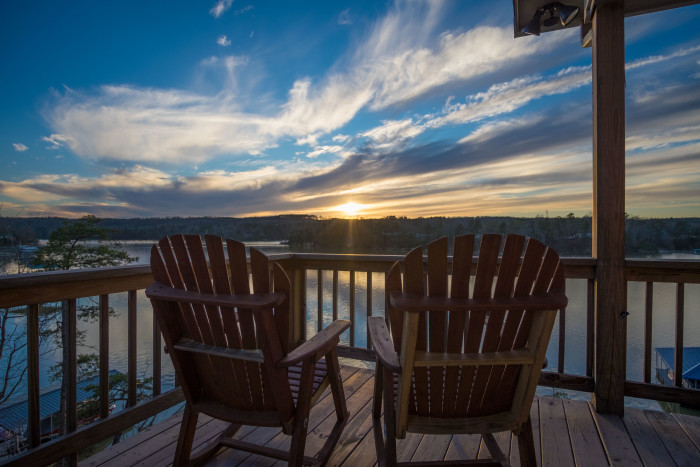 10) Best Sunset Views