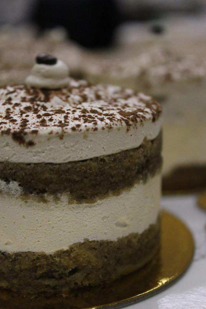"1. The ""Tiramisu Cake"" at Termini Bros Bakery, Philadelphia"