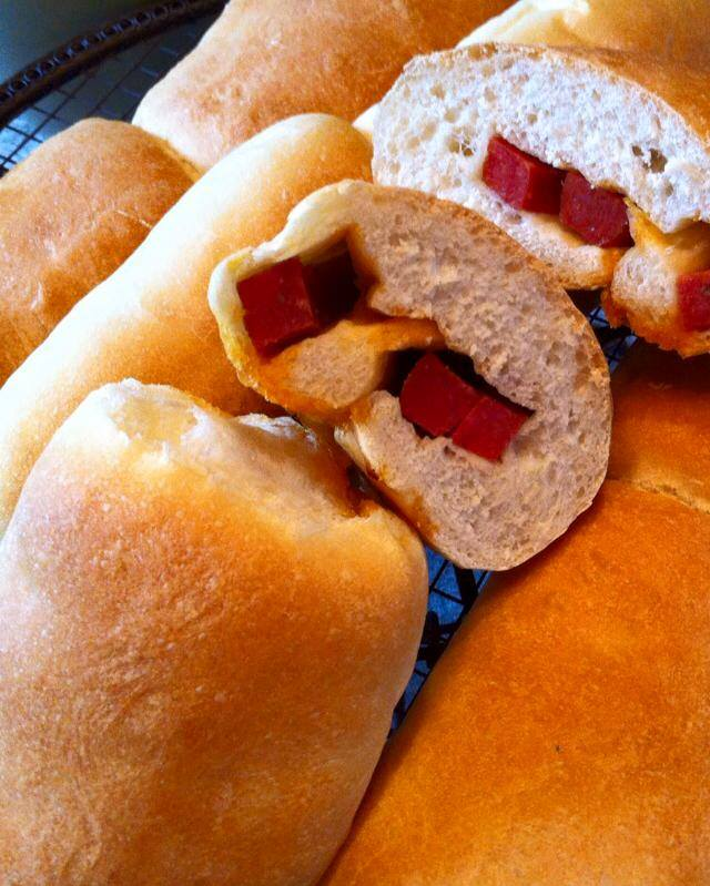 6. Pepperoni rolls at Tomaro's Bakery