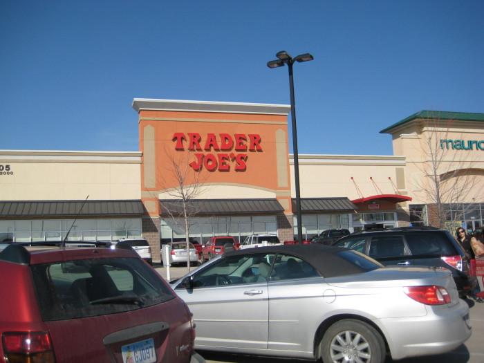 10. Trader Joe's is ALWAYS crowded.