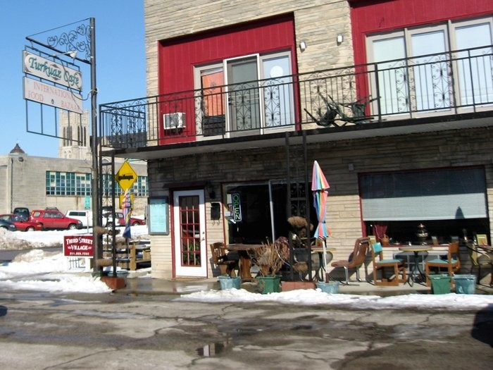 2. Turkuaz Café - Bloomington
