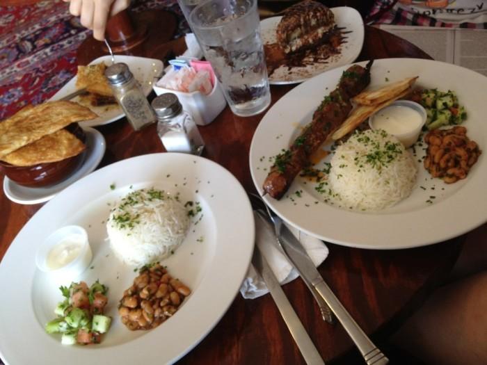 Turkuaz Cafe Bloomington In Menu