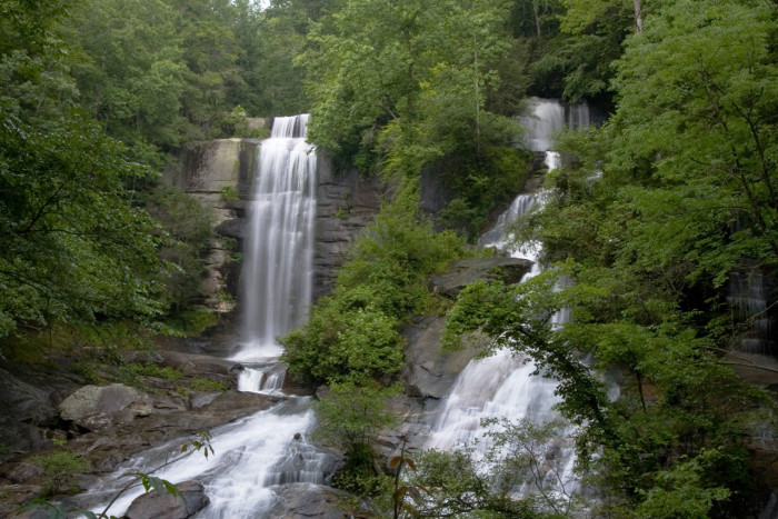 9. Waterfalls sightseeing tour - Upstate