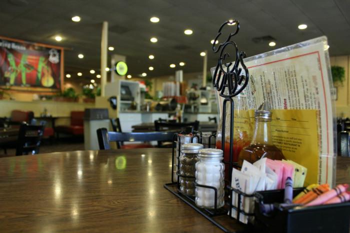 6. Wade's Family Restaurant - Spartanburg, SC