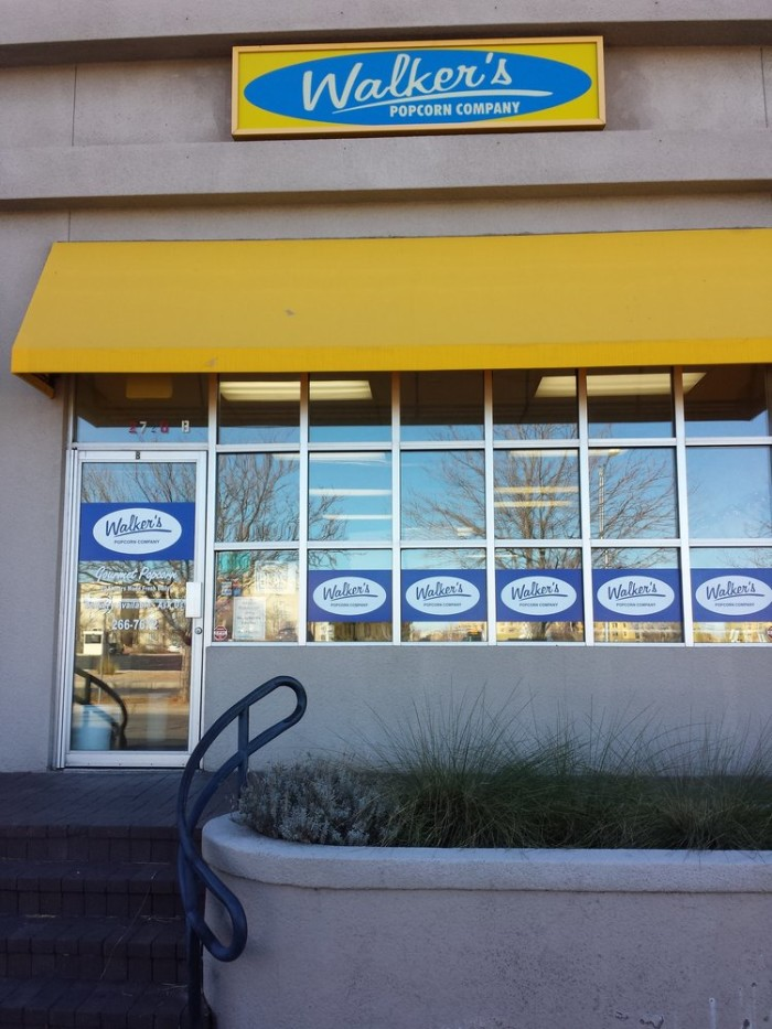 8. Walker's Popcorn Company, Albuquerque