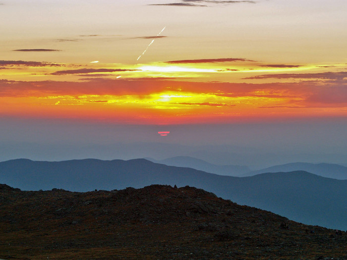 7. Mount Washington Summit