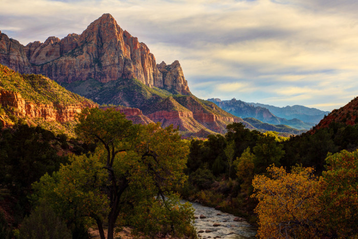 7. The Watchman, Zion National Park