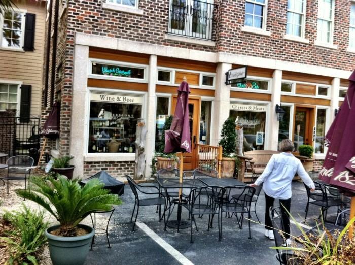 7. Waterfront Wine & Gourmet—107 Broad St Darien, GA 31305