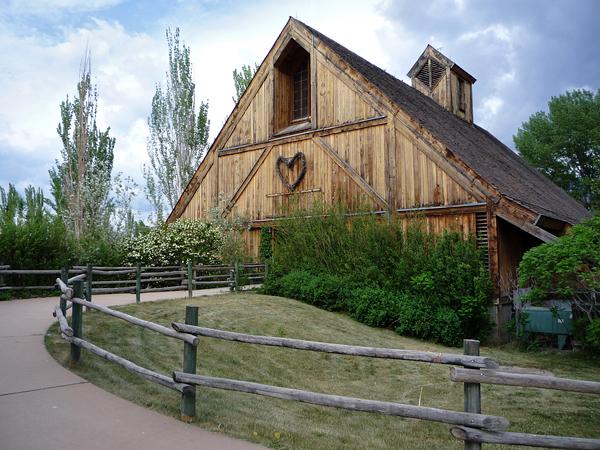 9. Wheeler Farm, Salt Lake City