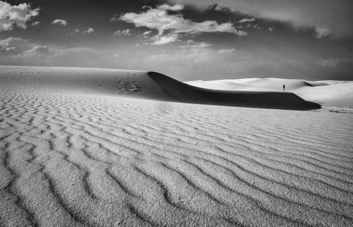 5. White Sands National Monument, near Alamogordo