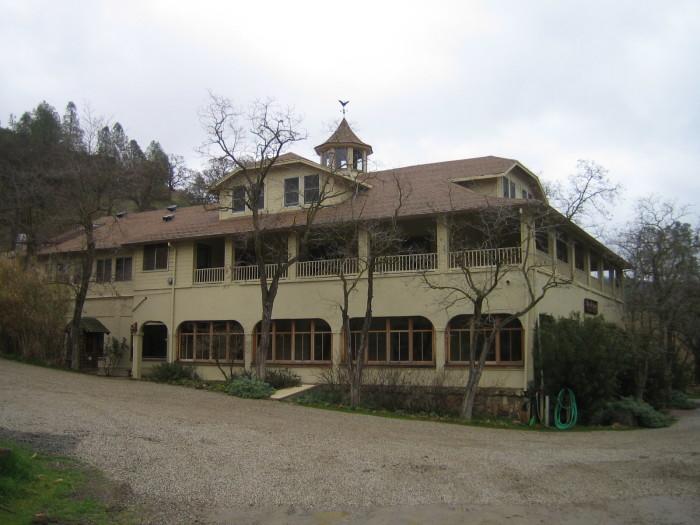 5. Wilbur Hot Springs