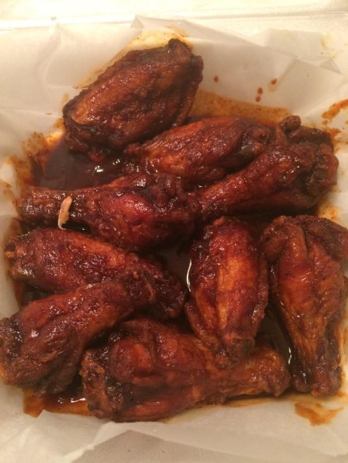1. Wing Snack, Baton Rouge, LA