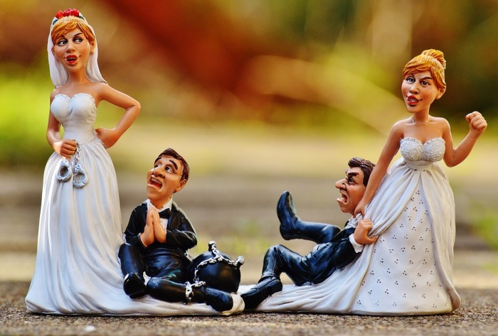 9. If you get married on a dare, you are legally allowed to get an annulment.