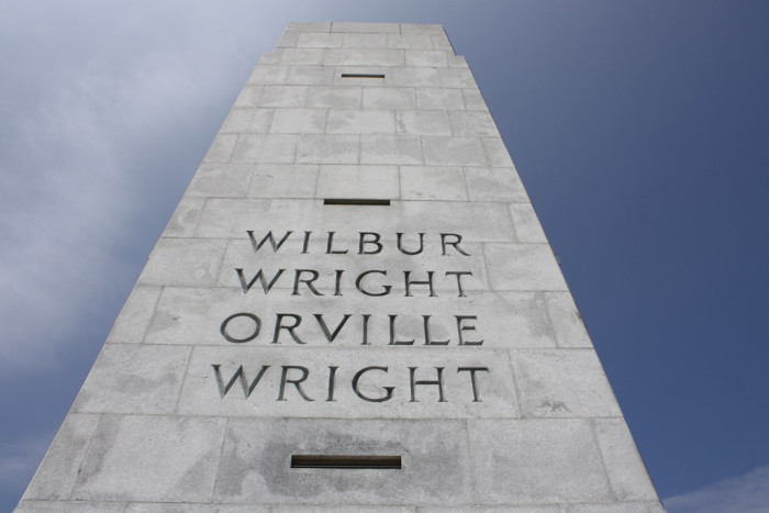 8. Wright Brothers National Memorial
