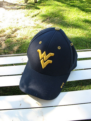 4. Seeing a WVU logo or West Virginia sign in another state is like running into an old friend; you just haven't met them yet.