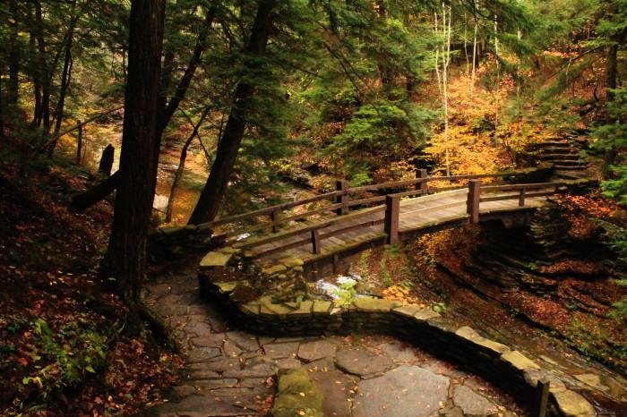15. Stony Brook State Park