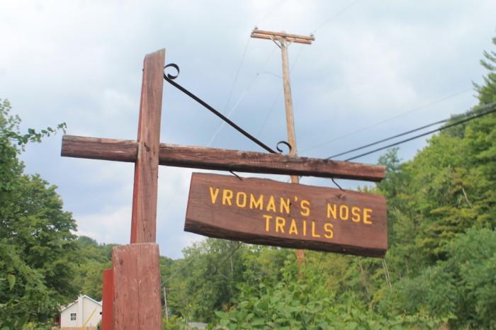 11. Vroman's Nose Trail