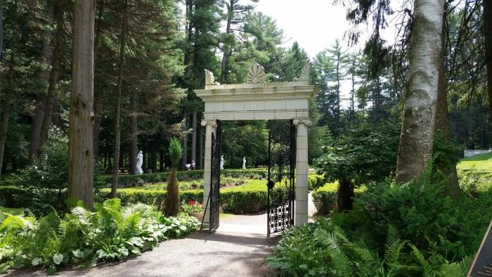 9. Yaddo Garden, Saratoga Springs