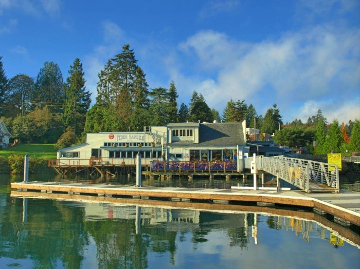 17 Waterfront Restaurants In Washington