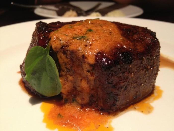 11. Steak