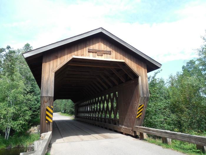 2. Smith Rapids Covered Bridge